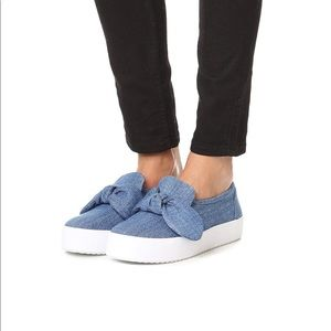 Rebecca Minkoff Stacey bow sneaker